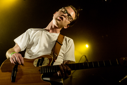 Live Report Tom Vek Teleman Babe Paris Fl 232 Che D Or
